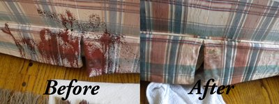 Upholstery Cleaning SWF Restorations In Dearborn Heights MI